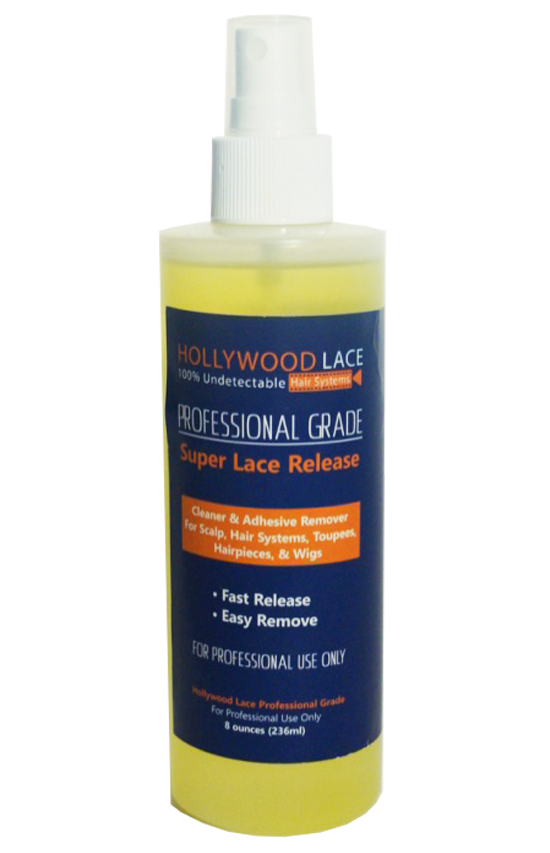Hollywood Lace Professional Grade Super Lace Release